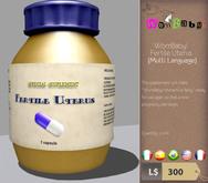 WomBaby! Fertile Uterus 2.0 (Package)