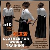 剣道着 KENSHI JAPANESE MARTIAL ARTS TRAINING CLOTHES