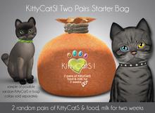 KittyCatS! 2 Pairs Of Kittens