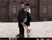 ++Vetrovian  Poses - Bonnie and Clyde++