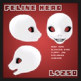Paws - Feline Head [Boxed]