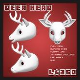 Paws - Deer Head [Boxed]