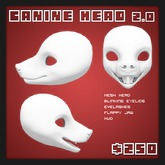 Paws - Canine Head 2.0 [Boxed]