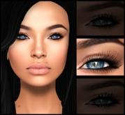 Koketka - Mesh eyelashes v.5