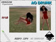[ K.0 ] DRUNK AO UNISEX