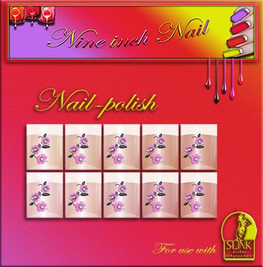 ηιηε ιηcн ηαιℓs - ѕℓιηĸ αρρℓιεяѕ - ⓗⓤⓓ nailArt3