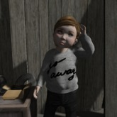 {LT} Baggy Sweater-GoAway