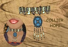 While Dreams - Hopi_dream-Necklace- Collier -  While Swot
