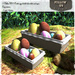 EASTER Special price !! Follow US !! Easter eggs basket (2 sizes) COPY version