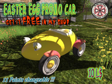 [AIKIOTO] Egg Car (Box)