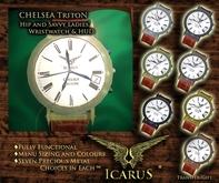 ==IcaruS==CHELSEA Triton Ladies WATCH