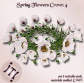 !IT! - Spring Flowers Crown 4