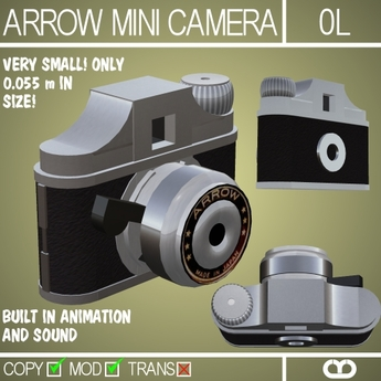 Arrow Mini Camera
