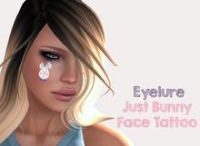EYELURE Just Bunny - face tattoo