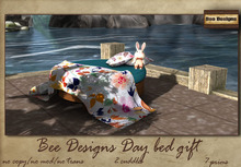 .: Bee Designs:. Day bed gift