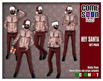 *CS* Hey Santa - Set