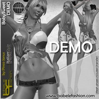 Babele Fashion :: BabySweet Demo