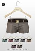 .:: AM ::. Belted Shorts Set of 8 Textures with Texture Hud