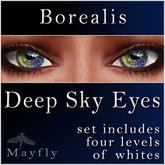 Mayfly - Deep Sky Eyes (Borealis)