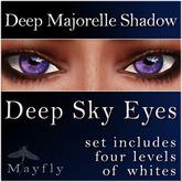 Mayfly - Deep Sky Eyes (Deep Majorelle Shadow)