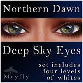 Mayfly - Deep Sky Eyes (Northern Dawn)