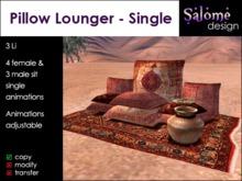 Pillow Lounger - Single
