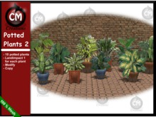 CM Creations, Potted Plants 2