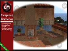 CM Creations, Fireplace/Barbecue