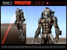 Gaagii - Predator Laser System