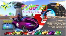 ⚡719 Racing [Pocket Racer] Wing Pack