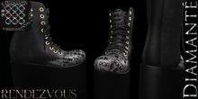 :Diamante: Rendezvous Platform Boots