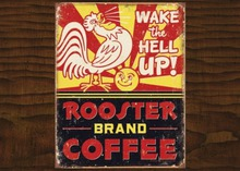 Kitchen Art - Rooster Coffee
