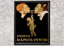 Kitchen Art - Porto Ramos - Framed