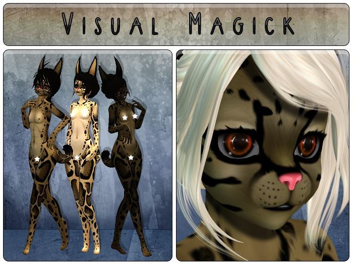 .: Visual Magick :. Clouded Leopard Mod