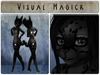.: Visual Magick :. Clouded Leopard Mod (Black)