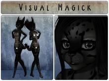 .: Visual Magick :. Clouded Leopard Mod (Black)