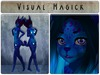 .: Visual Magick :. Leopard Kemono Mod (Blueberry)