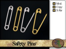 >^OeC^< Findings - Safety Pins