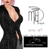 MiH Batik open Blouse -GG-