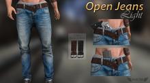 INVICTUS -  Open Jeans / Light