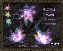 Zyn ~ Aurora Crystals