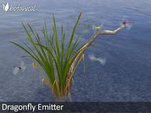 Botanical - Dragonfly Emitter