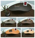 {ACD} Retro Kidney Coffee Table Set