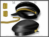 T-3D Creations [ Cap 006 ]  Non-Rigged Micro MESH - Full Perm -