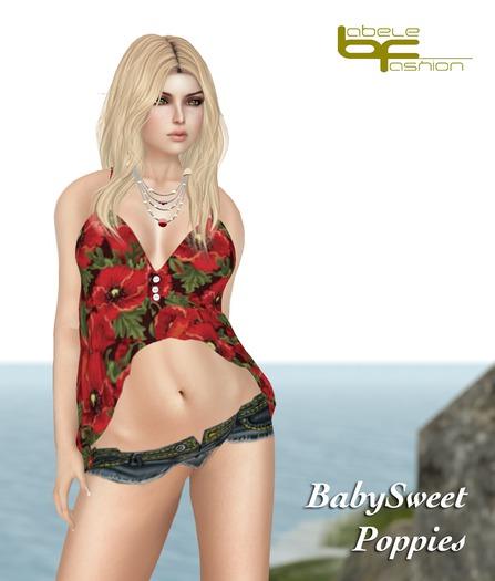 Babele Fashion :: BabySweet Poppies