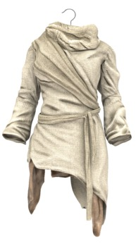 !APHORISM! End Of Days Tunic - Beige
