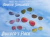 Full Perm Aviator Sunglasses Builder's Pack With Texture Maps