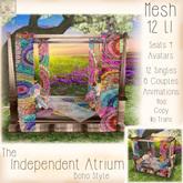 ~ASW~The Independent Atrium~ Boho