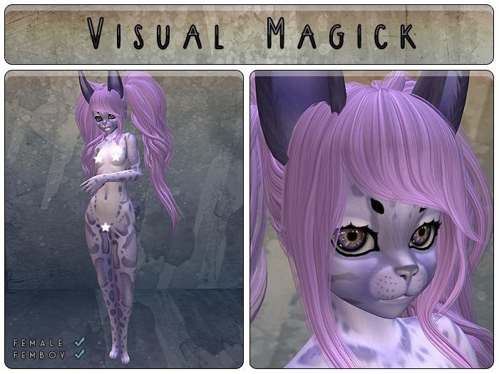 .: Visual Magick :. Clouded Leopard Mod (Lilac)