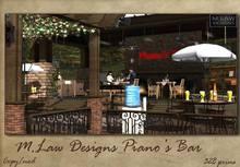 .:M.LAW:. Piano's Bar Box